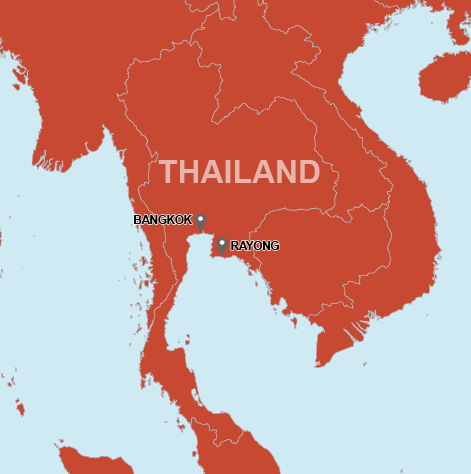 all regions indonesia philippines thailand pakistan