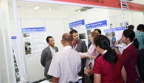 ZI-CHEM strategically placed for active role in Myanmar water future