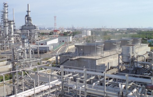 Zero Hydrocarbon Leaks at Thai Oil Cooling Systems
