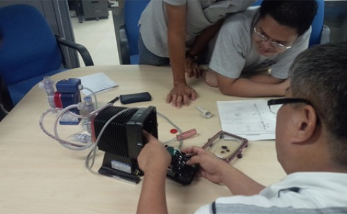 Technical Training Workshop
