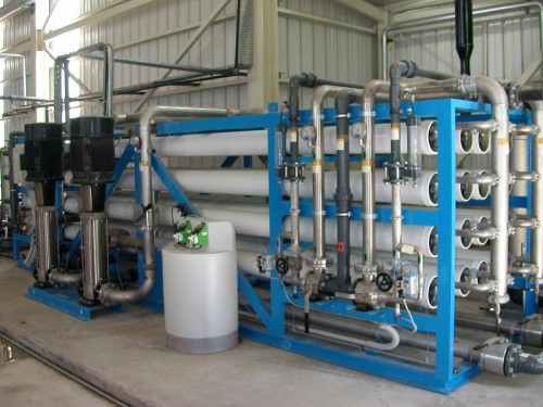 ZI-CHEM Chemical Program Extend Operation Life of RO Membranes
